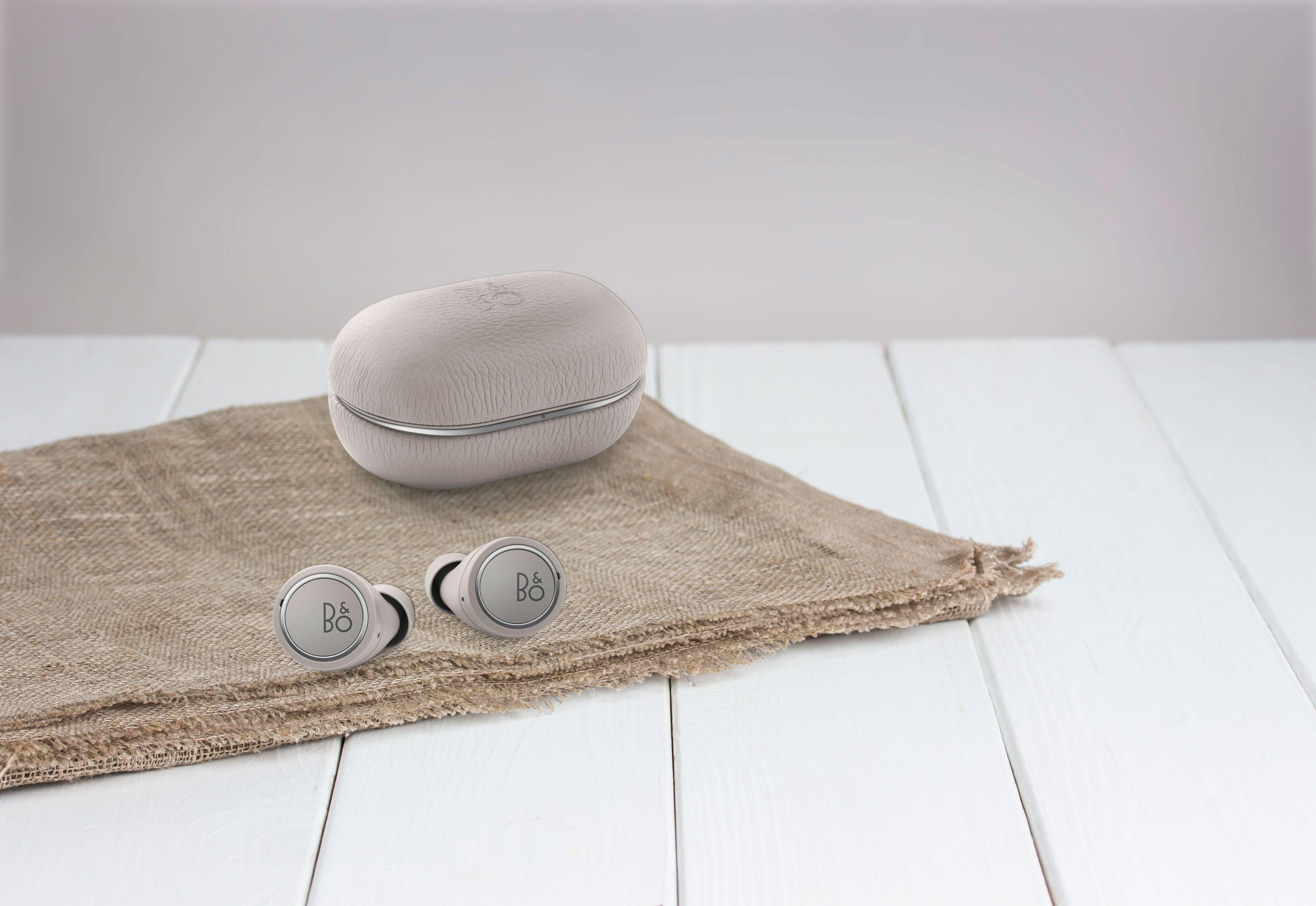 Tai nghe Bluetooth Beoplay E8 3.0 Grey Mist - Hàng chính hãng