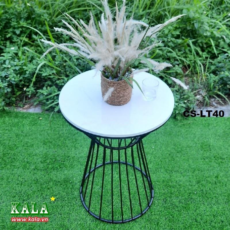 Chân bàn cafe Kala ngoài trời chân lơn