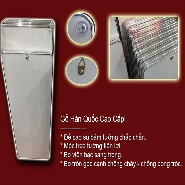 Tranh treo tường Thuận buồm xuôi gió - Trang trí phòng khách/Gỗ MDF Hàn Quốc/Chống ẩm mốc, mối mọt 13267-1