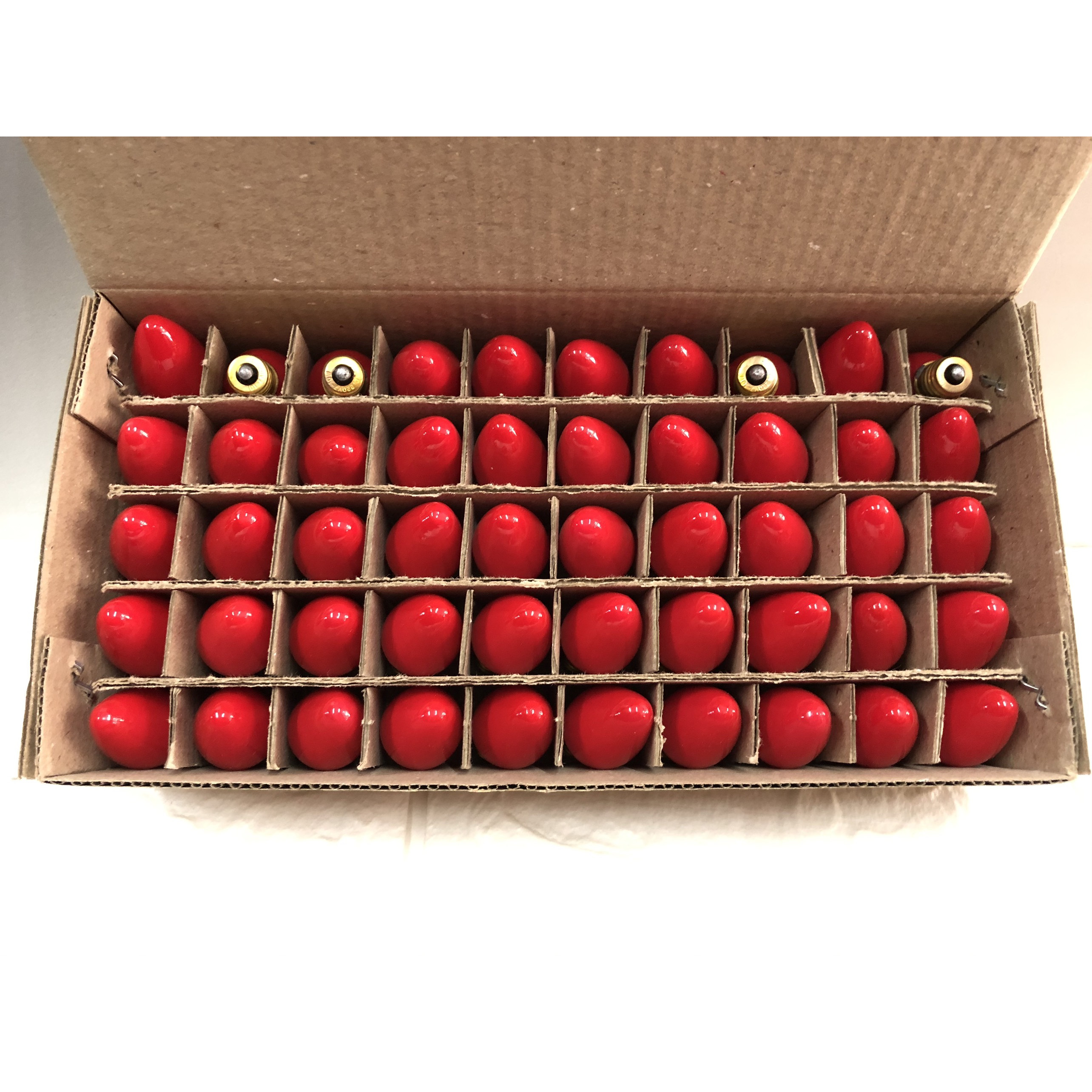 combo 50 chiếc bóng đèn nhót đỏ  TP1056