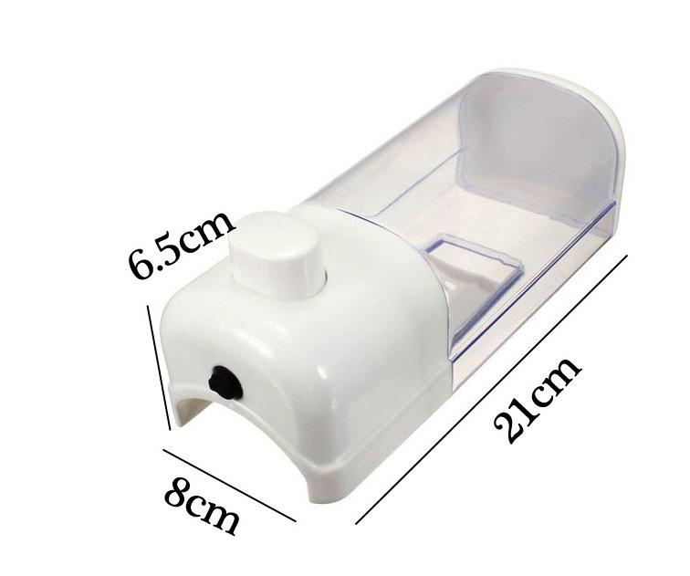 Hộp Đựng Dầu Gội, Sữa tắm Gắn Tường Tiện Lợi - HO7