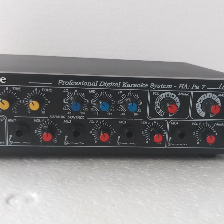 Ampli mini Oriole PA7 220V -Hàng chính hãng