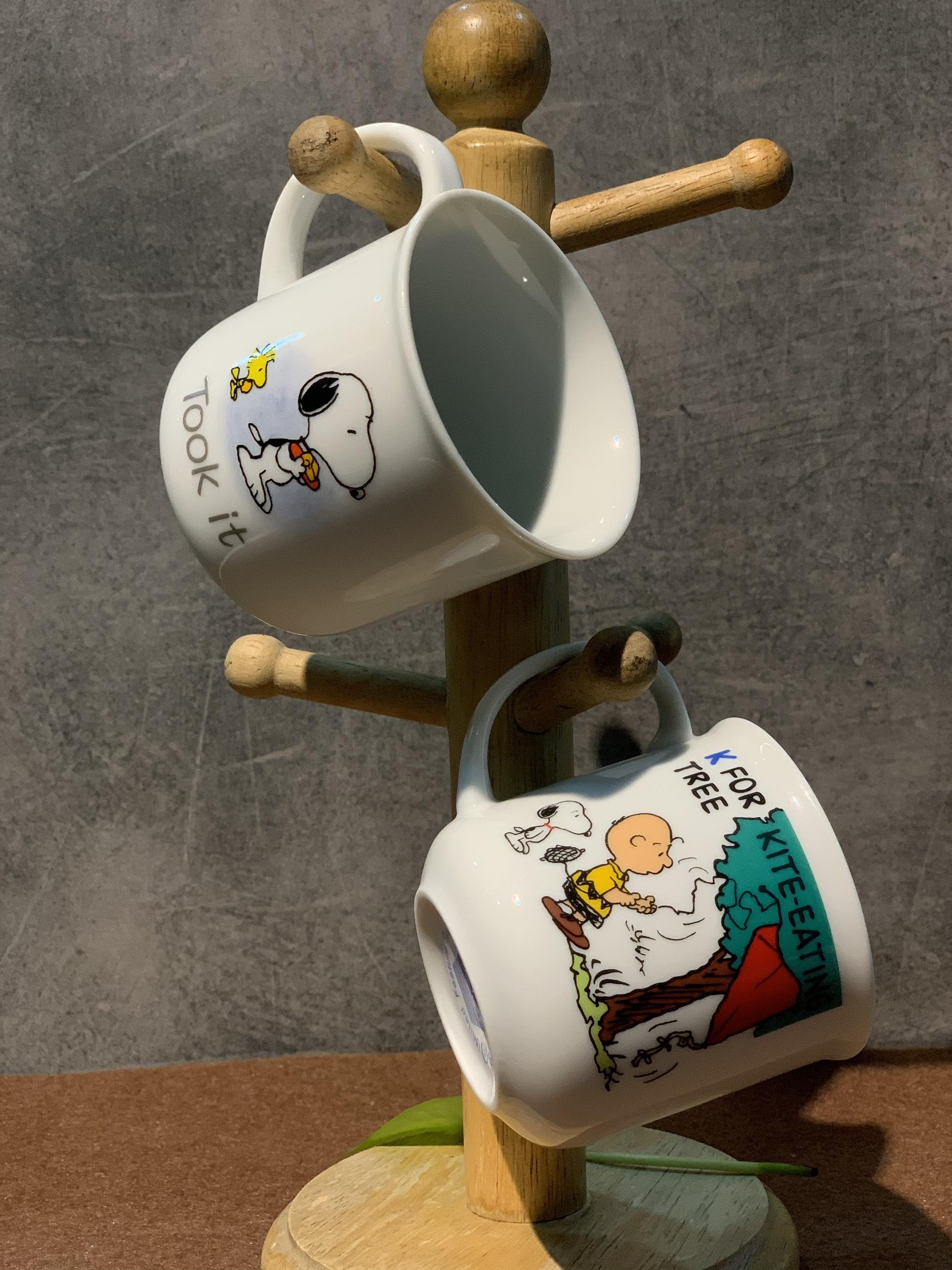 Cặp ly Snoopy
