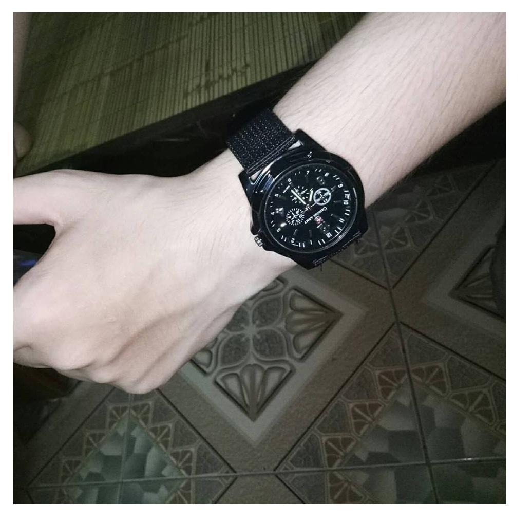 Đồng hồ camo lính thủy