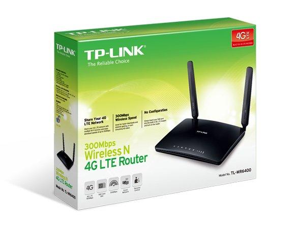TL-MR6400 | Bộ phát wifi 4G TL-MR6400 tốt nhất của Tp-link + Sim Viettel 4G Siêu tốc khuyến Mãi 60GB/Tháng - Hàng chính hãng