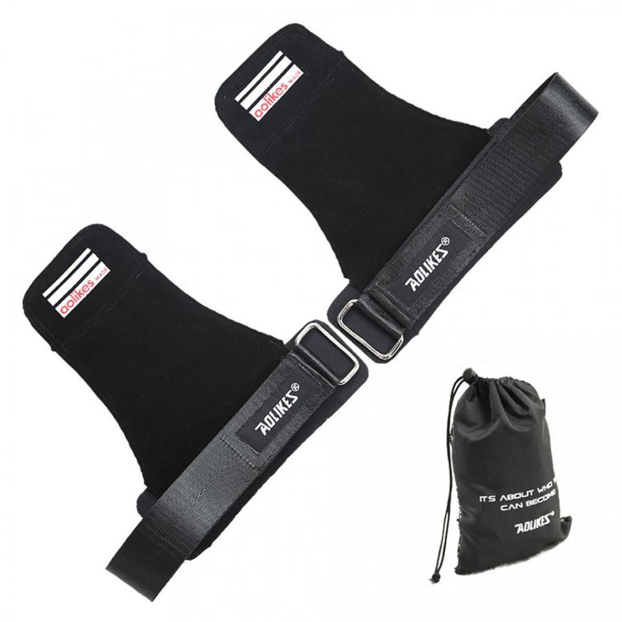 Đệm tay kết hợp quấn bảo vệ cổ tay AOLIKES YE-7639 kèm túi đựng
