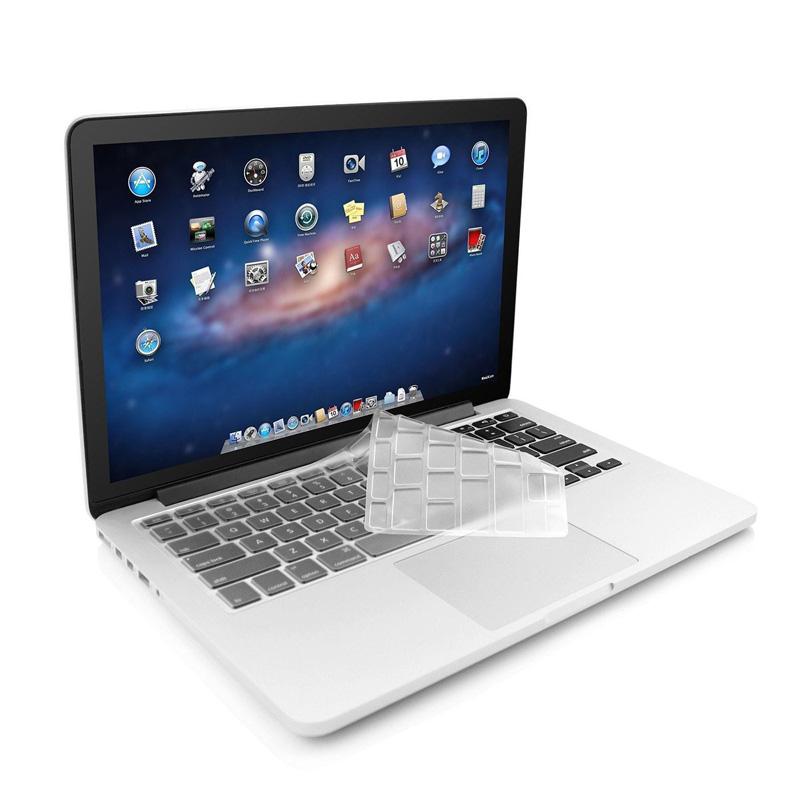 Phủ bàn phím JCPAL Fitskin TPU cho MacBook Pro 16'' 2019 - Hàng chính hãng