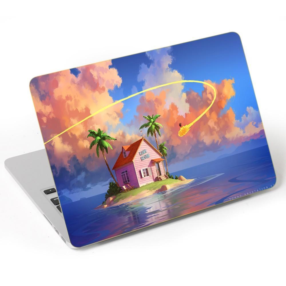 Miếng Decal Dán Trang Trí Laptop Hoạt Hình LTHH - 796