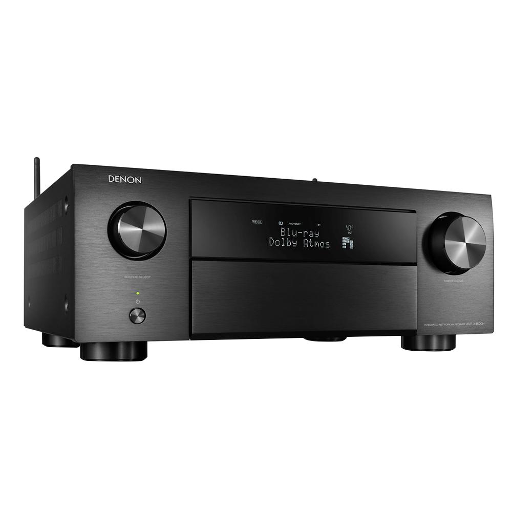 Ampli xem phim DENON AVC X8500H - Hàng chính hãng
