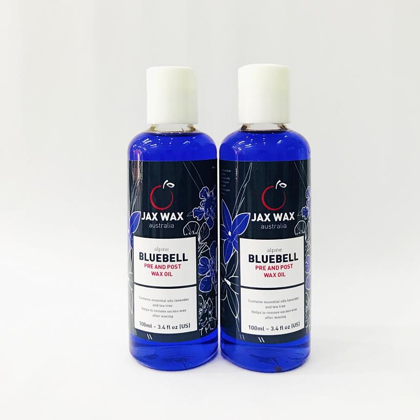 Dầu lau sáp sau tẩy lông Alpine Bluebell 100 ml