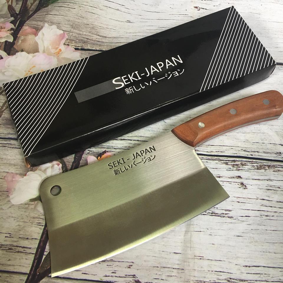 Dao chặt Seki Japan cao cấp hàng nội địa Nhật Bản