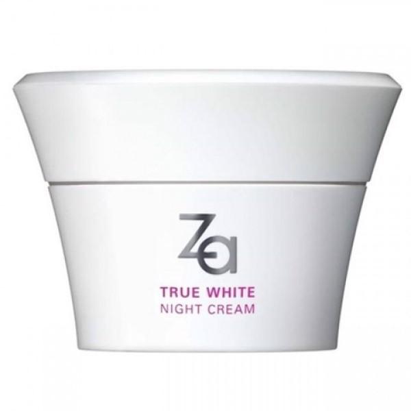Kem Dưỡng Làm Sáng Và Đều Màu Da Za True White Ex Cream