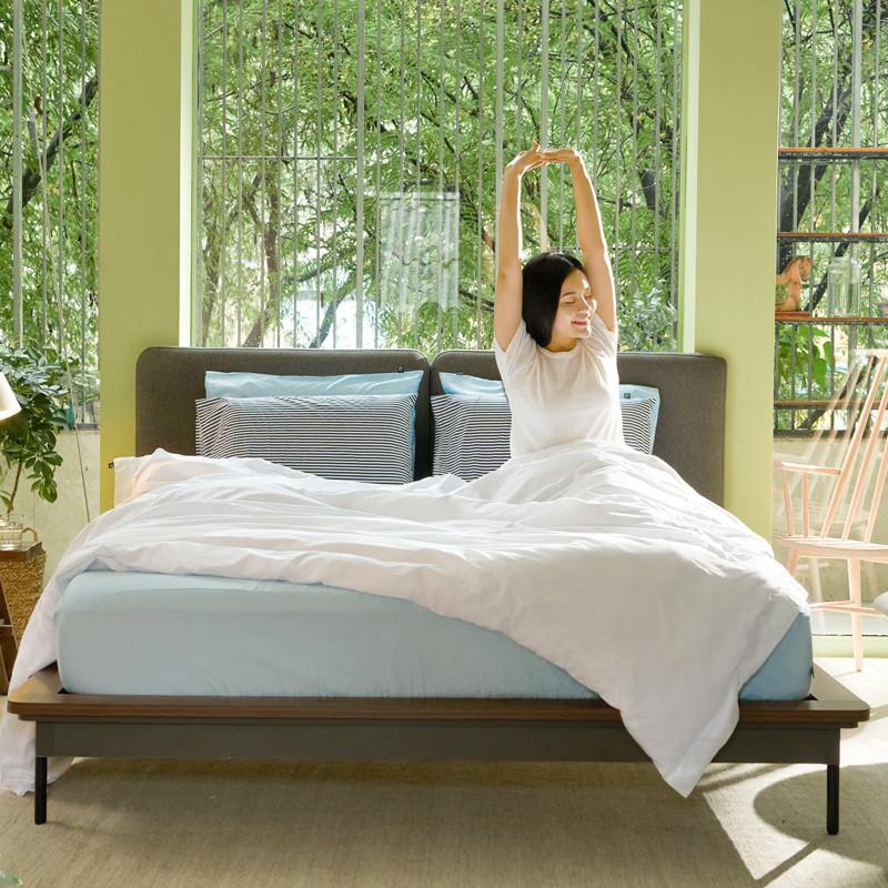 Bộ Bedding Ru9 Cotton Sateen - Cooling Spray