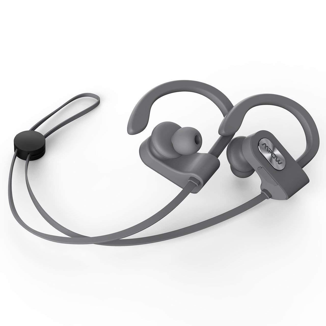 Tai Nghe Headphone Earbub Chống Nước IPX7 MPOW Bluetooth Đàm Thoại Cao Cấp - Hãng Phân Phối Chính Thức