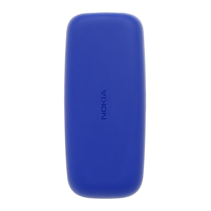 Điện Thoại Nokia 105 Single Sim - Hàng Chính Hãng