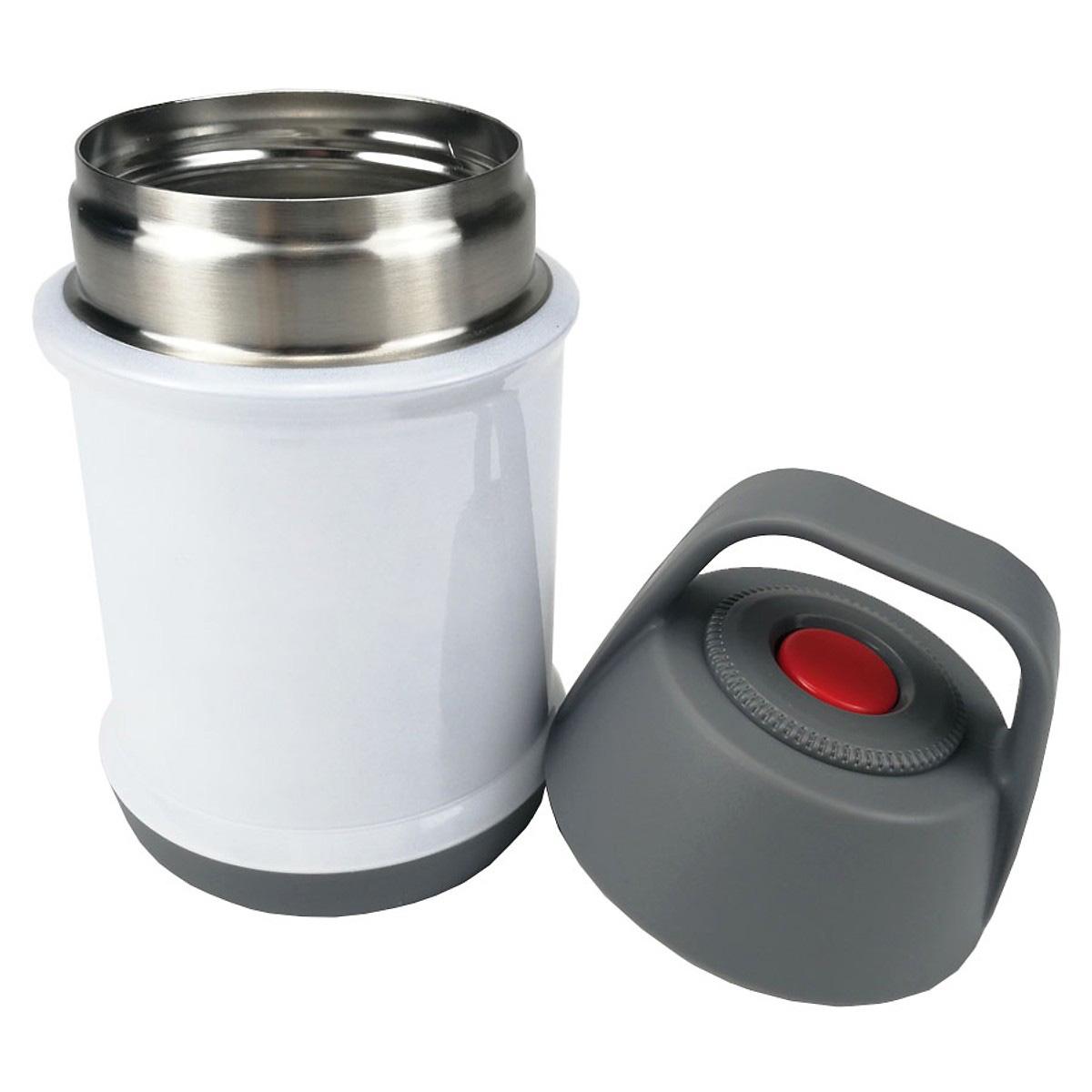 Bình ủ cháo giữ nhiệt cao câp Nhật bản( giao màu ngẫu nhiên)
