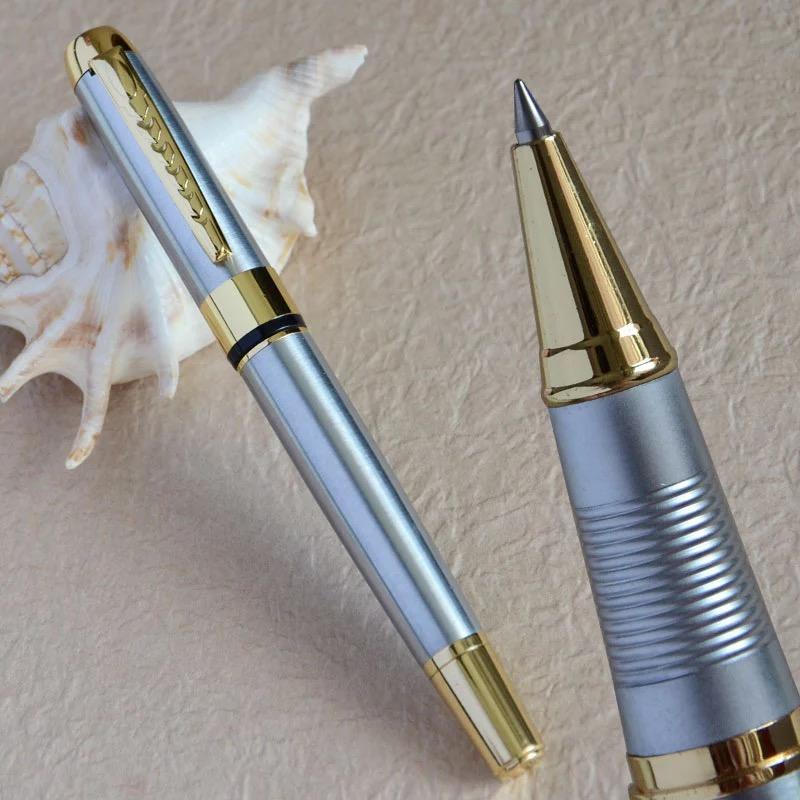 Bút Ký Viết Gel Mực Nước Vỏ Kim Loại Baoer 250