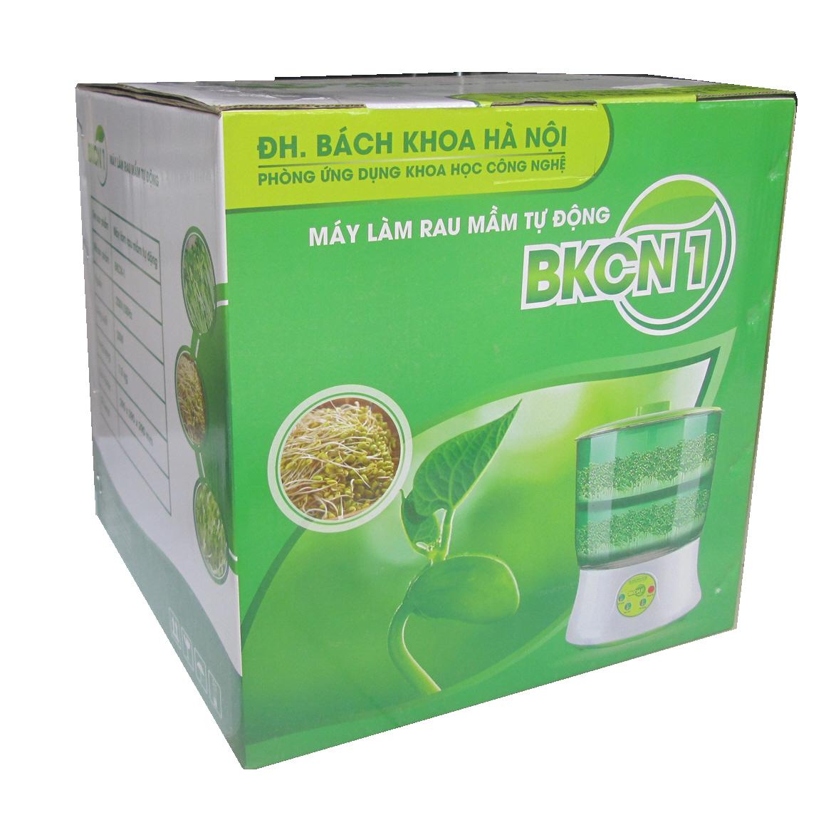 Máy làm giá đỗ tự động BKCN1