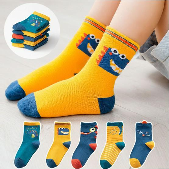 Set 2 đôi tất Kid Sock điều hòa cho bé