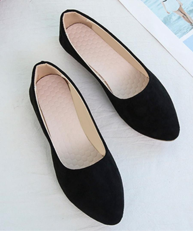 Giày búp bê nữ đi em chân nhiều size nhiều màu 211