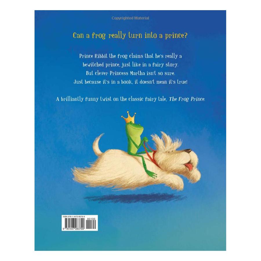 Prince Ribbit (Paperback)
