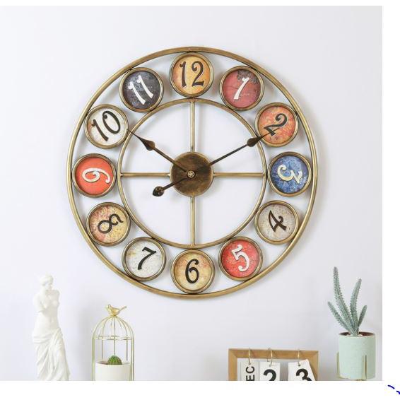 Đồng hồ treo tường Cao Cấp Dành Cho Gia Đình, Văn Phòng