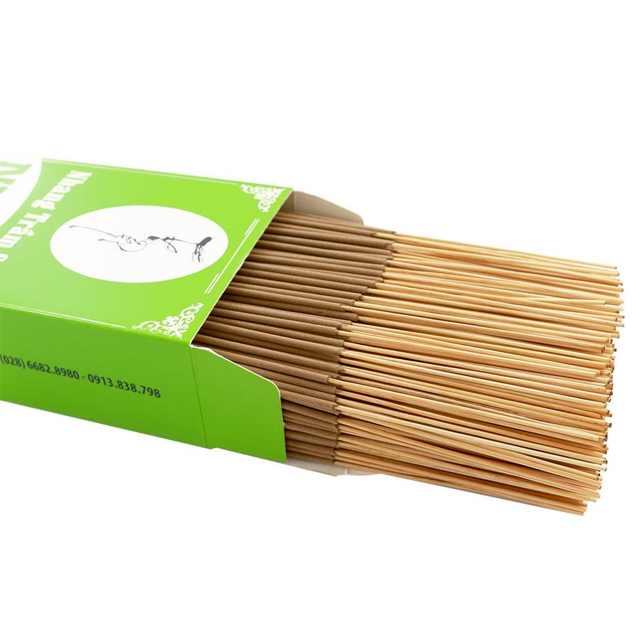 Combo 2 hộp Nhang Xanh 30cm-500g (Chân Tăm Mộc ) Nhang Trầm Sạch 100% Vì  Sức Khỏe Nhang Thiền - Hương, nhang | SieuThiChoLon.com