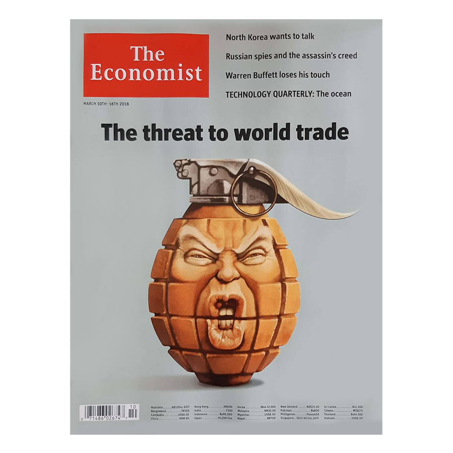 The Economist: The Threat To World Trade - 10