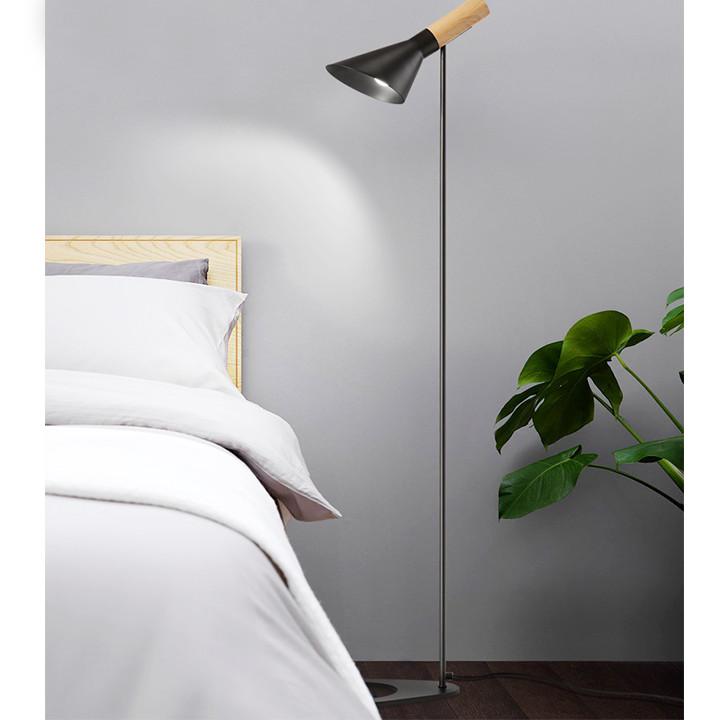 Đèn Cây DH0004 Chất Liệu Hợp Kim Tĩnh Điện,Tiết Kiệm Năng Lượng,Phong Cách Bắc Âu Phù Hợp Với Các Không Gian Khác Nhau(34 x 130cm)