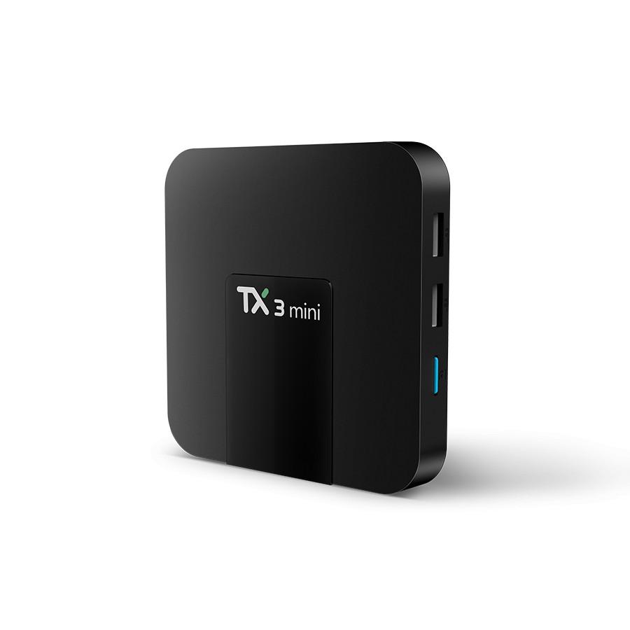 Android TV Box TX3 mini 2021 - Amlogic S905W, AndroidTV 9, Ram 2GB, Bộ nhớ trong 16GB - Hàng chính hãng