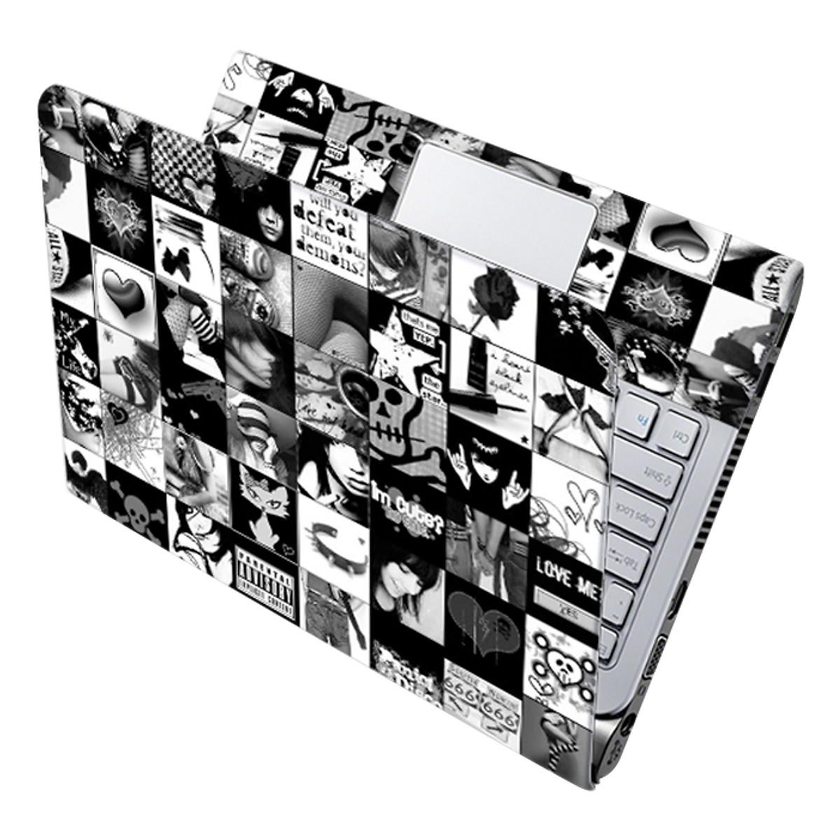 Mẫu Dán Decal Laptop Nghệ Thuật  LTNT- 92 cỡ 13 inch