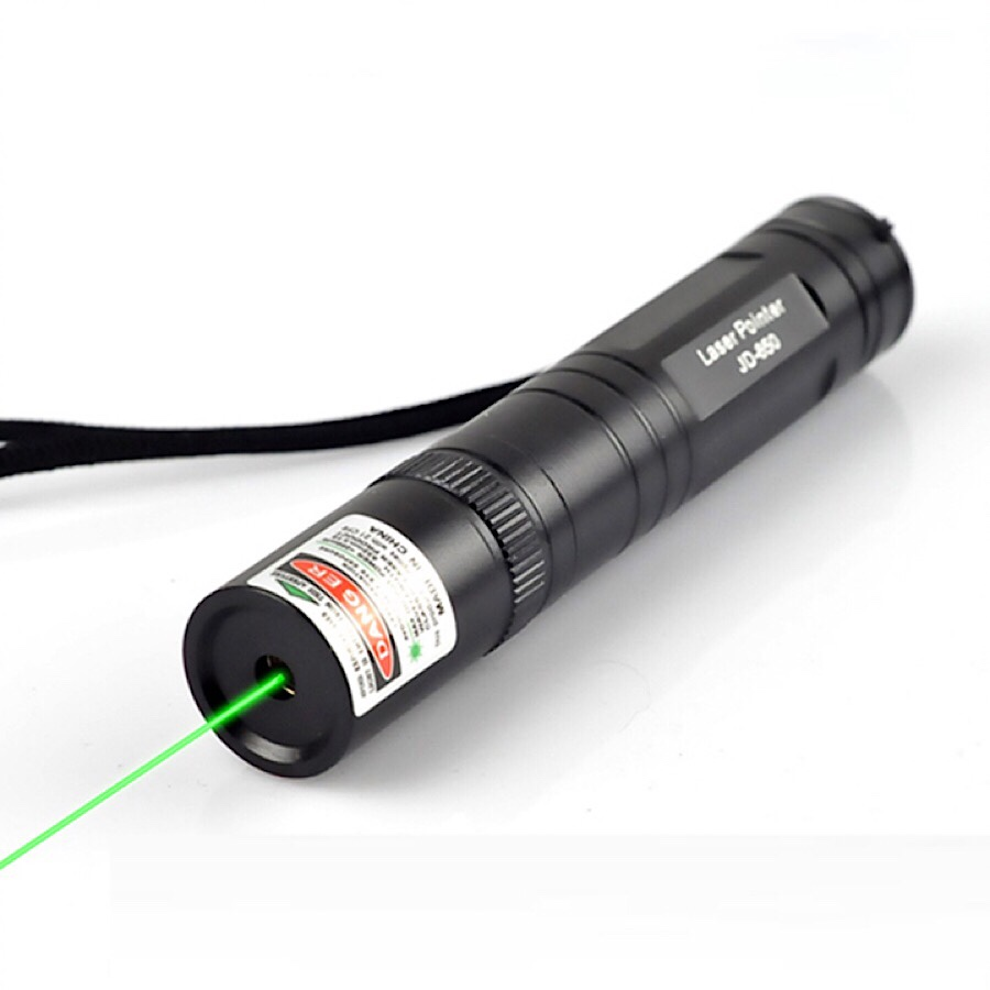 Đèn lazer 303 ánh sáng xanh green