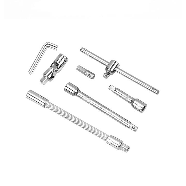 Bộ dụng cụ mở bu lông ốc vít - Bộ dụng cụ sửa chữa đa năng 46 chi tiết