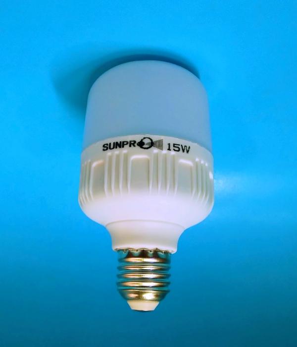 Bóng đèn led trụ kín nước 15W ánh sáng trắng