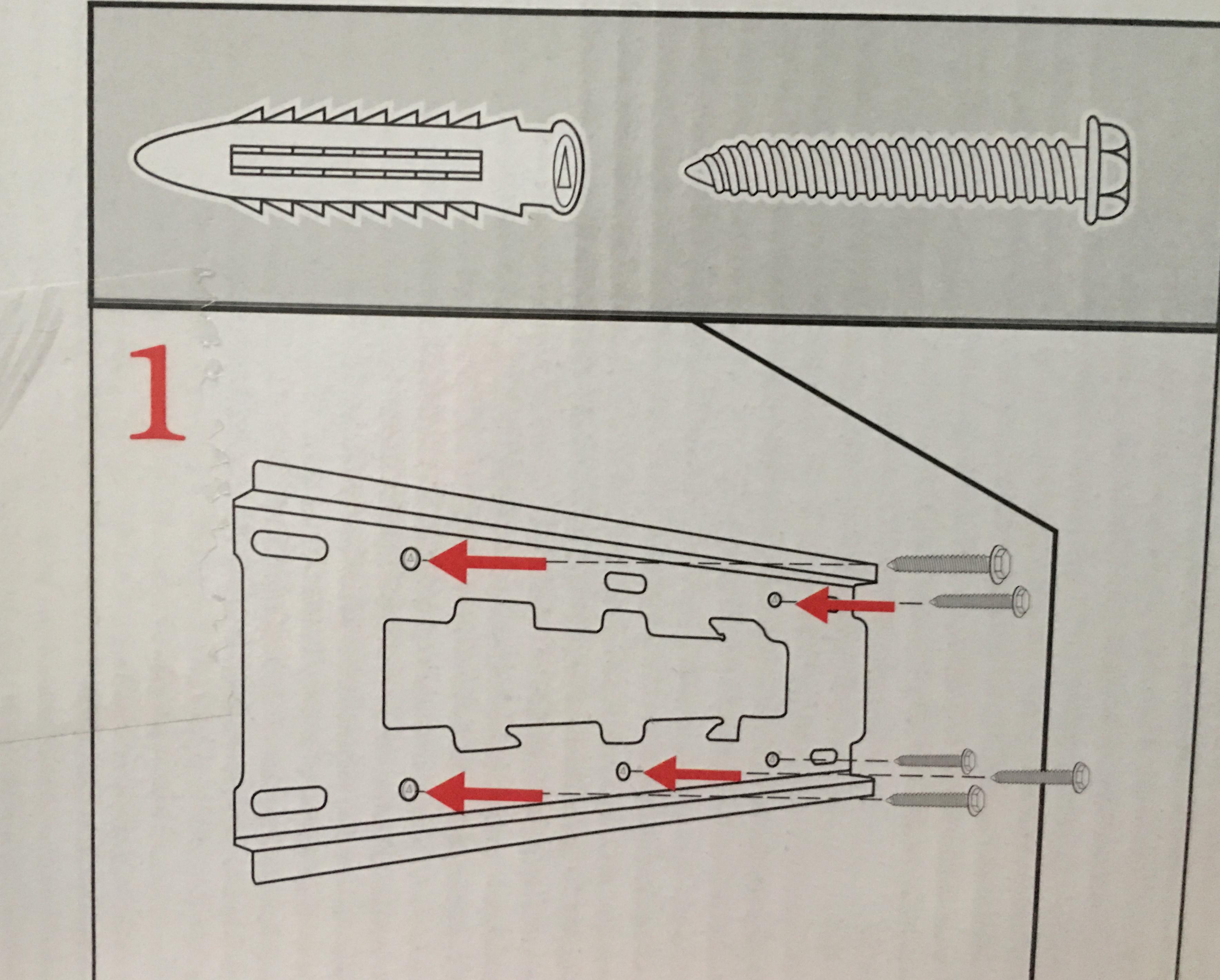Khung treo tivi mâm áp tường 37 - 65 inch M65T - Hàng chính hãng