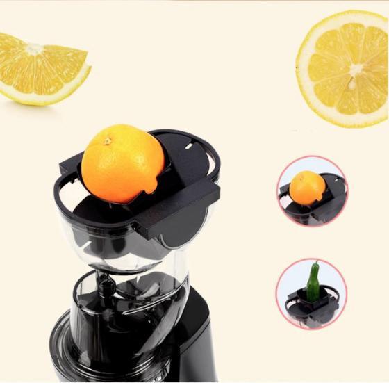 Máy ép chậm giữ nguyên hương vị thơm ngon, dinh dưỡng của hoa quả.