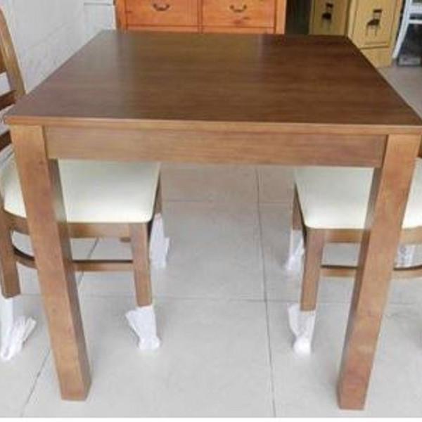 Bộ bàn ăn 2 ghế nâu Ohaha
