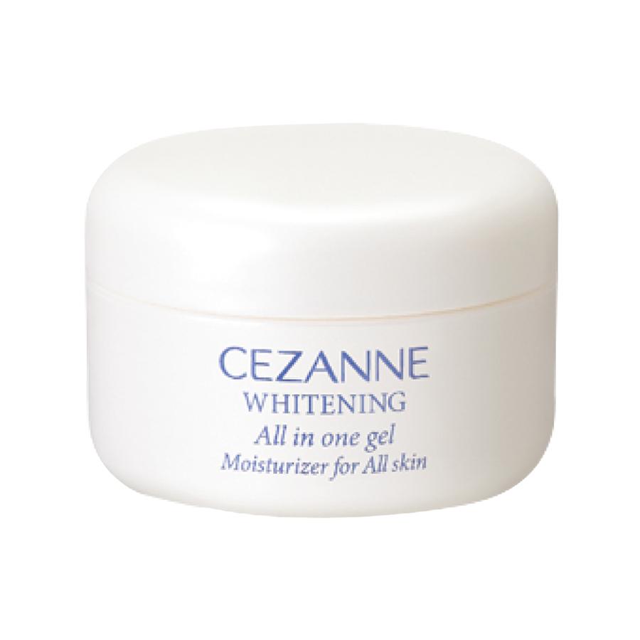 Kem Dưỡng Ẩm Và Trắng Da Cezanne Medical Whitening Neri Gel (65g)