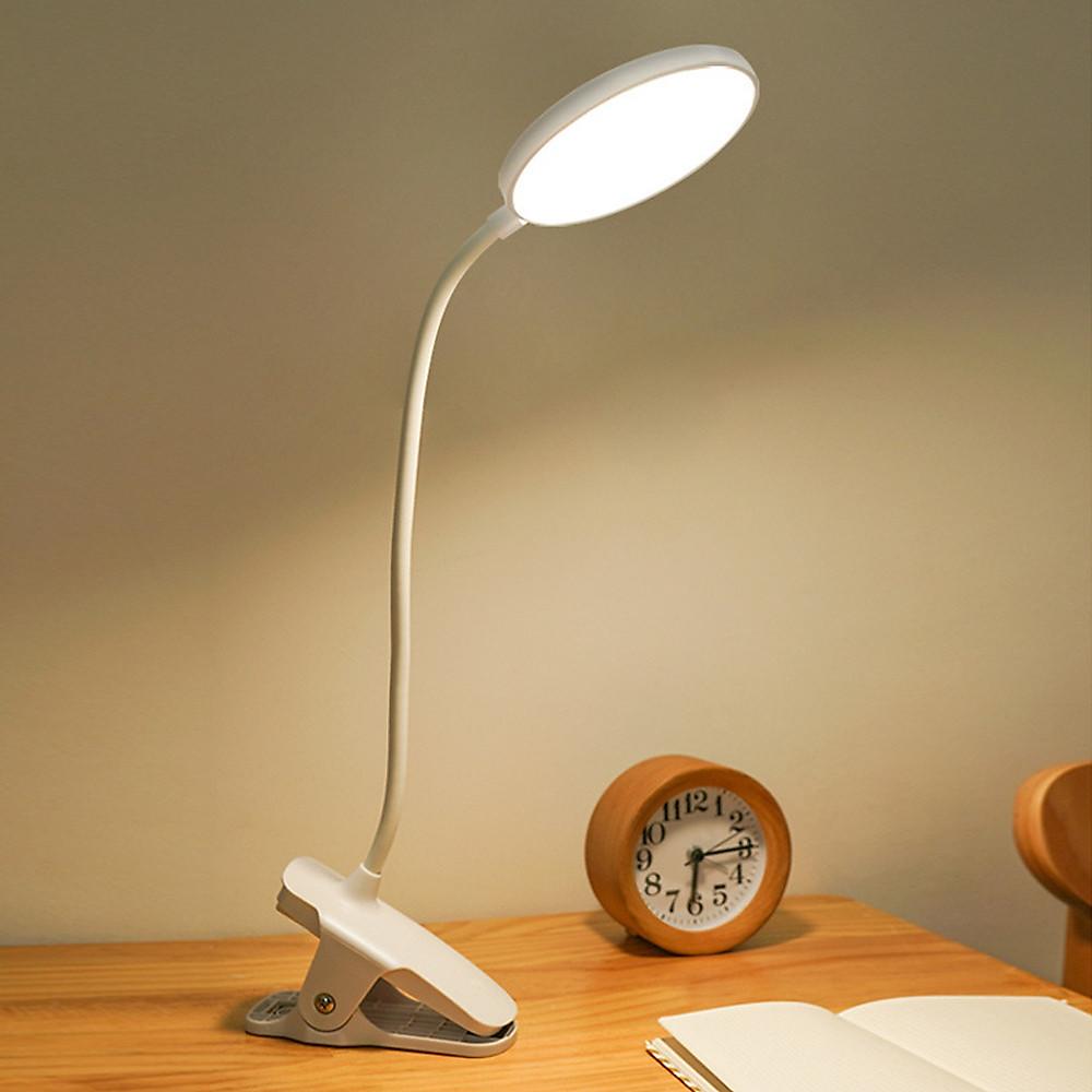 Đèn Học Chống Cận Thị, Đèn Đọc Sách, Đèn Làm Việc Để Bàn Chống Chói Mắt Lóa Mắt Bảo Vệ Mắt, Kẹp Đầu Giường - Điều Chỉnh Được Độ Sáng - Hàng Chính Hãng - VinBuy