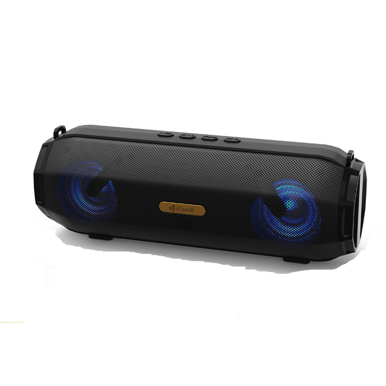 Loa nghe nhạc Kisonli Bluetooth LED-903 - Hàng chính hãng