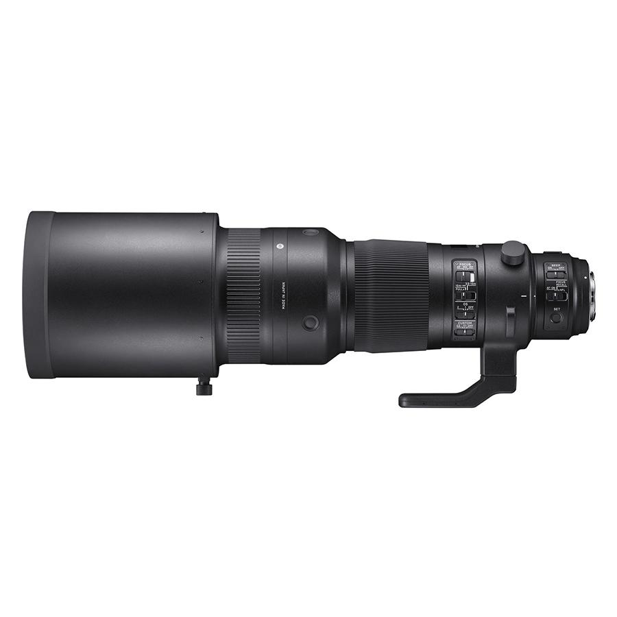 Ống Kính Sigma 500 F4 DG OS HSM Sport For Nikon - Hàng Chính Hãng
