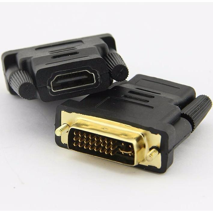 ĐẦU CHUYỂN DVI SANG HDMI - HÀNG NHẬP KHẨU