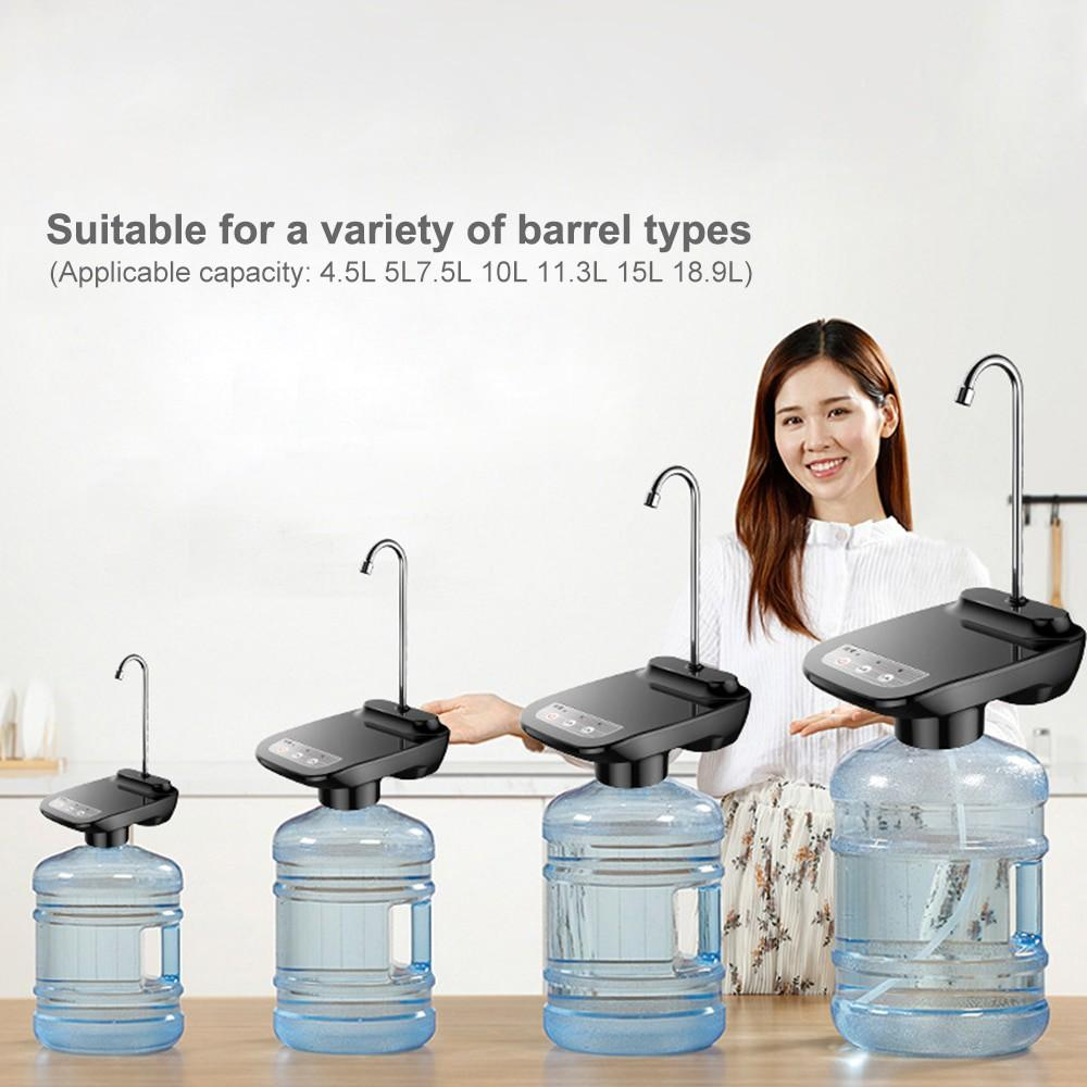 Máy lấy nước tự động từ bình nước suối tiện lợi