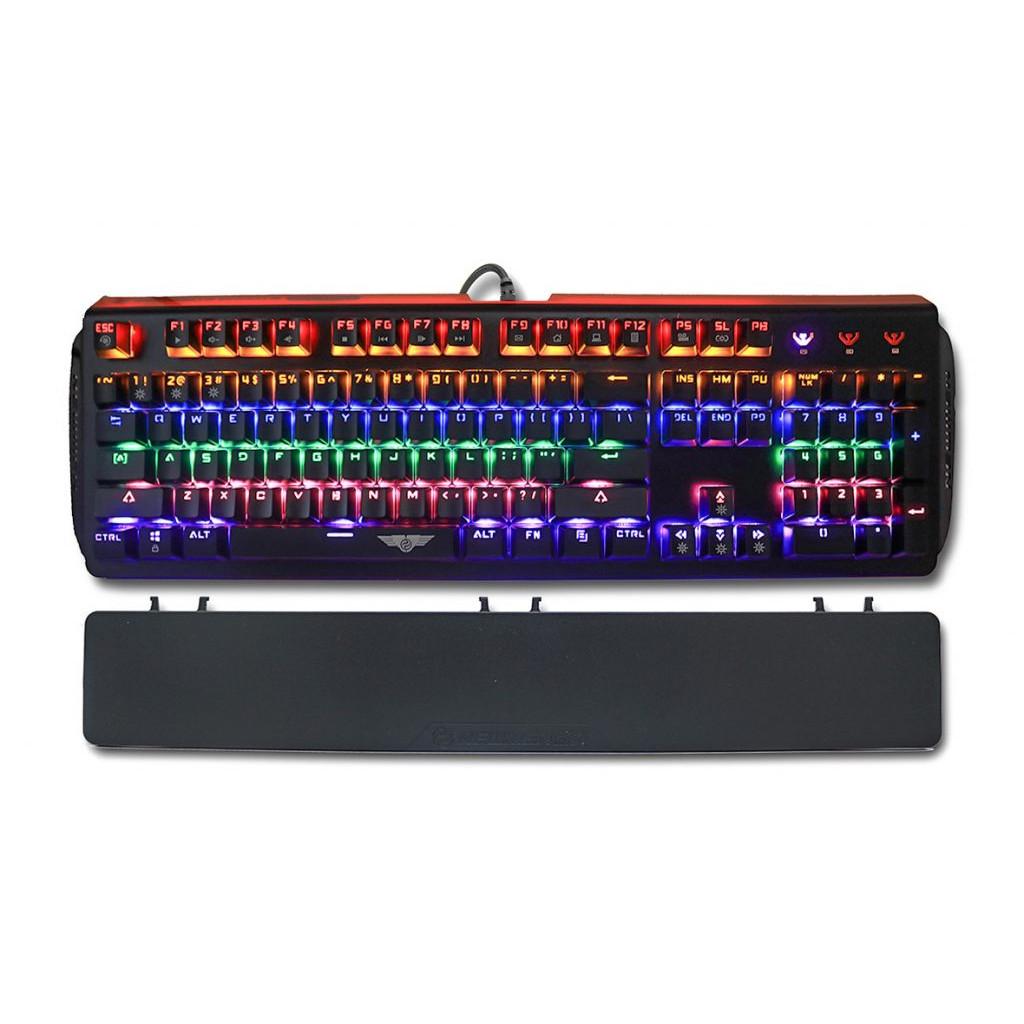 Bàn phím cơ Gaming Newmen GM819 Black _ Hàng chính hãng