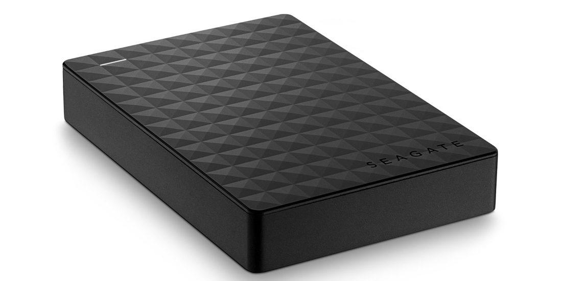 Ổ Cứng Di Động Seagate Expansion Portable HDD 5TB (STEA5000402) 2.5'' USB 3.0 - Hàng Chính Hãng