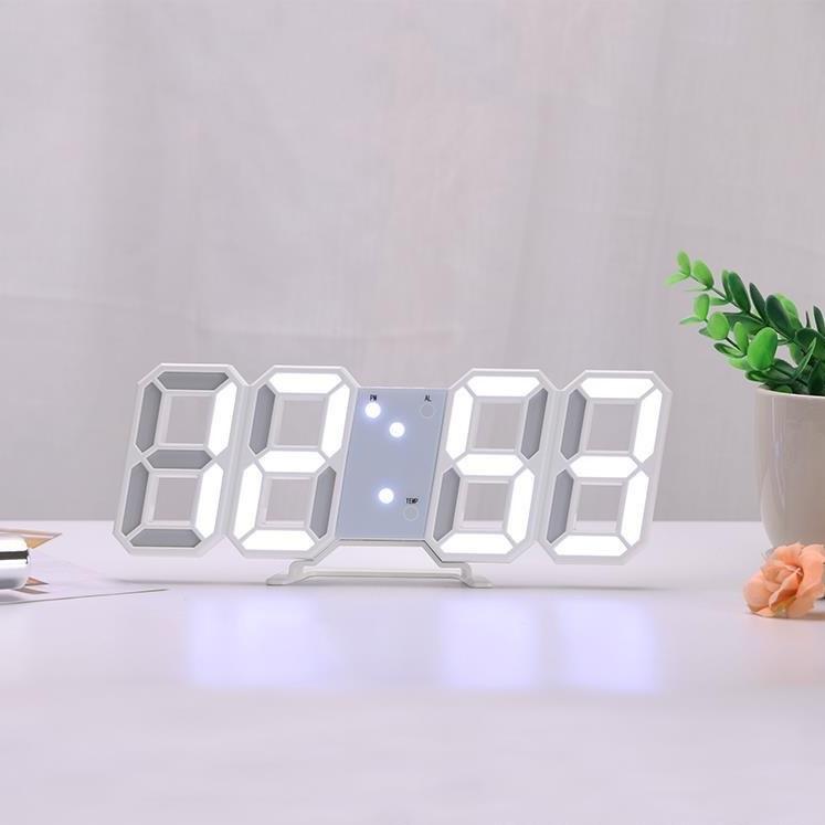 Đồng hồ led 3D