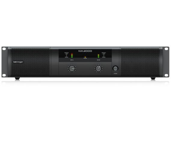 Power Amplifiers Behringer NX3000- Hàng chính hãng