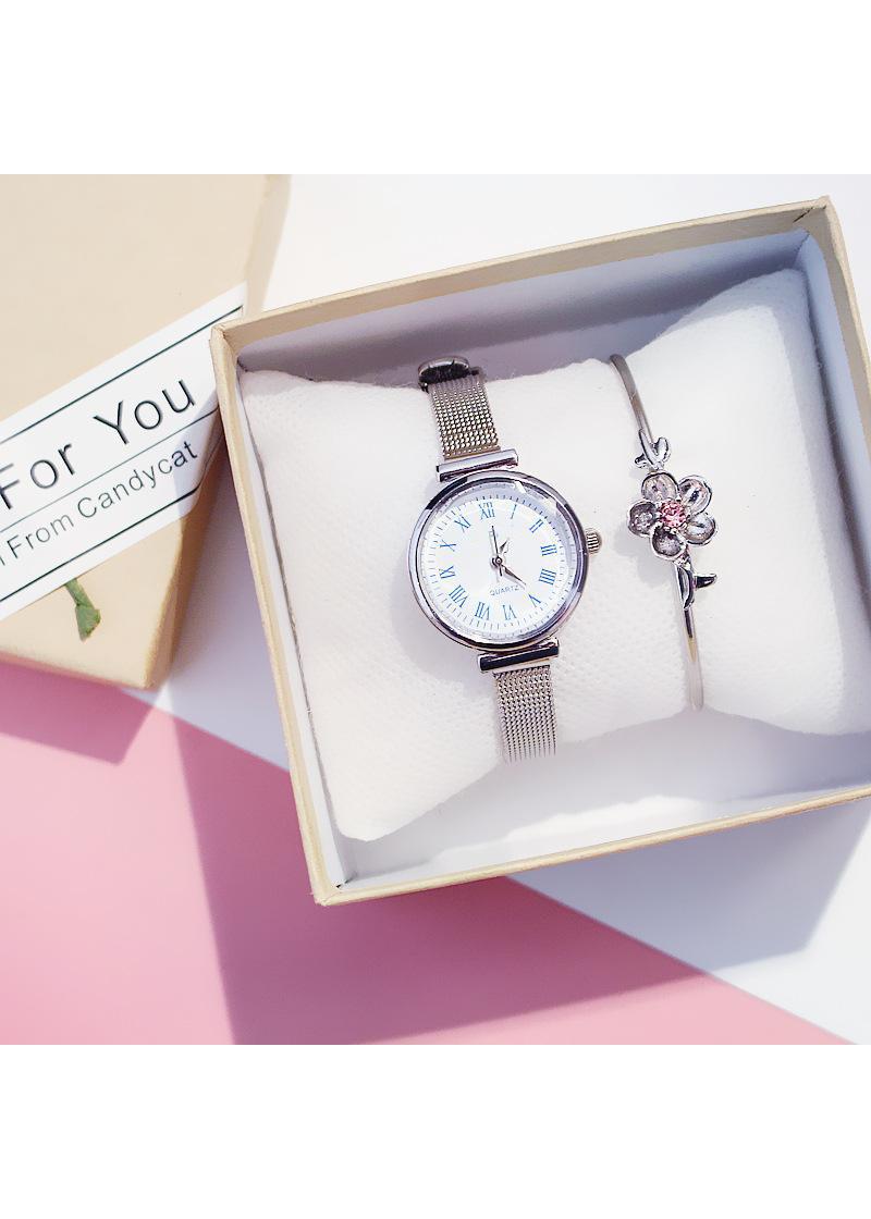 Đồng hồ đeo tay nữ lamina unisex thời trang DH41