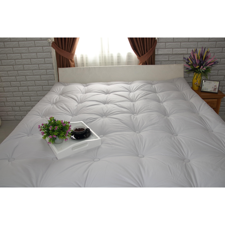 Tấm TOPPER NỆM cao 9cm - Vải Cotton - Gòn micro siêu mịn