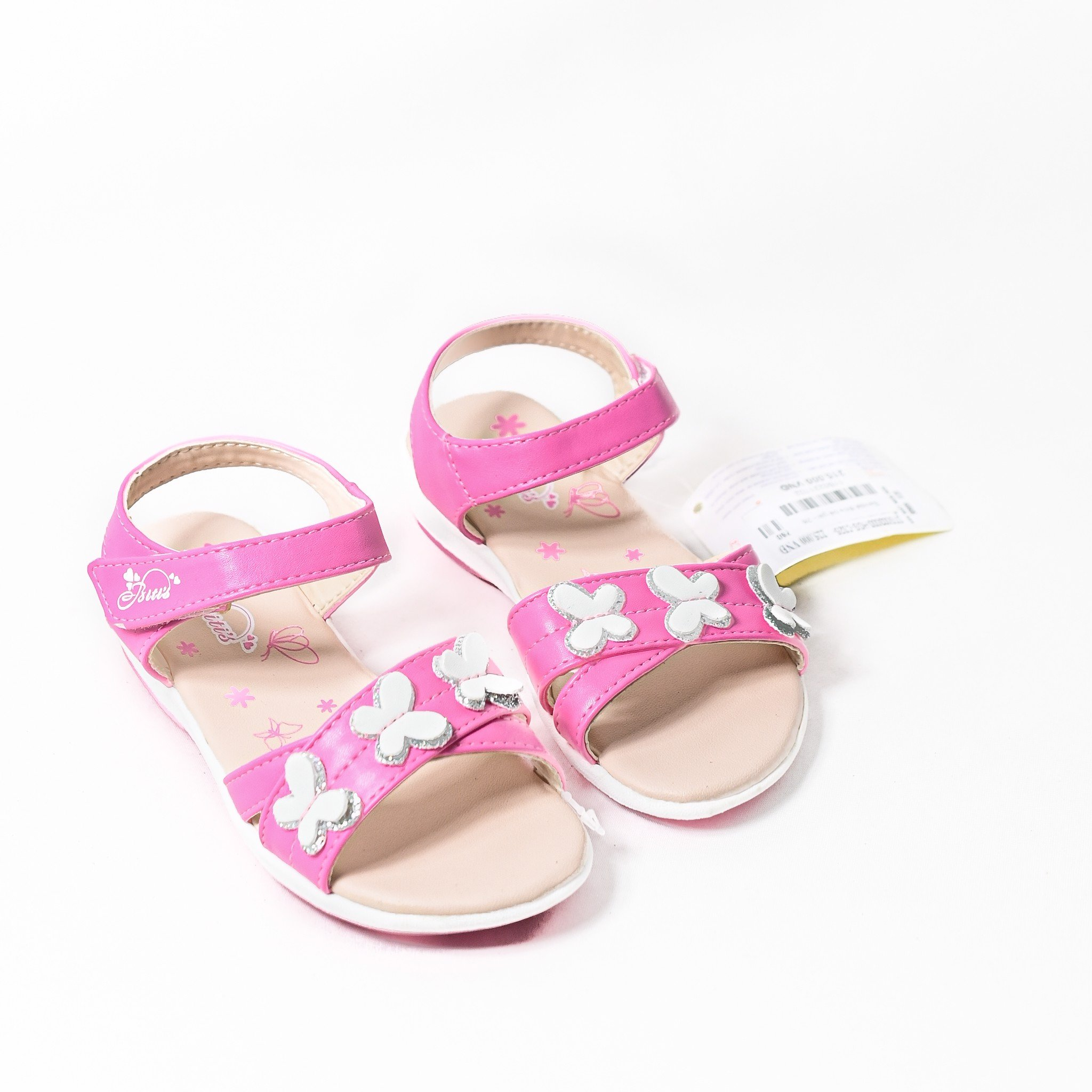 Sandal Bitis bé gái (size 24-29)